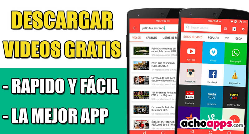 aplicacion para descargar musica y videos en iphone gratis