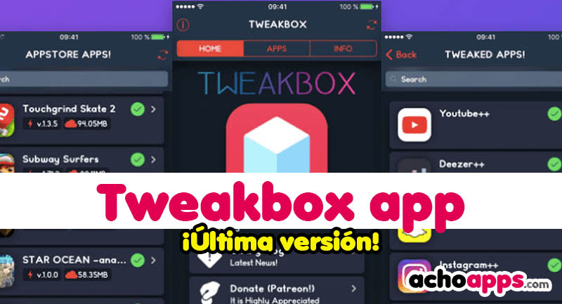 Descargar Tweakbox App