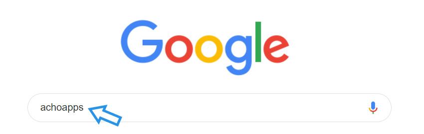 Achoapps Google