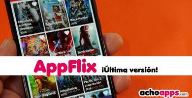 Appflix Apk Ultima Version