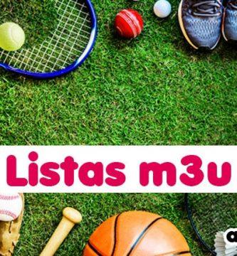 Listas M3u