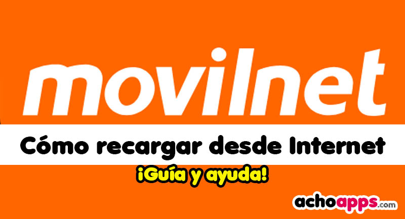 Recargar Movilnet