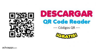 Descargar QR Code Reader