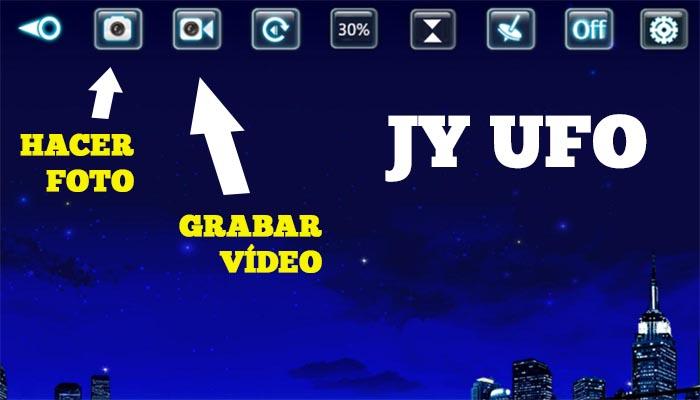 Hacer Foto Y Grabar Vídeo En Drone