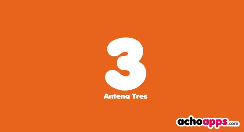 Ver Antena 3 Directo