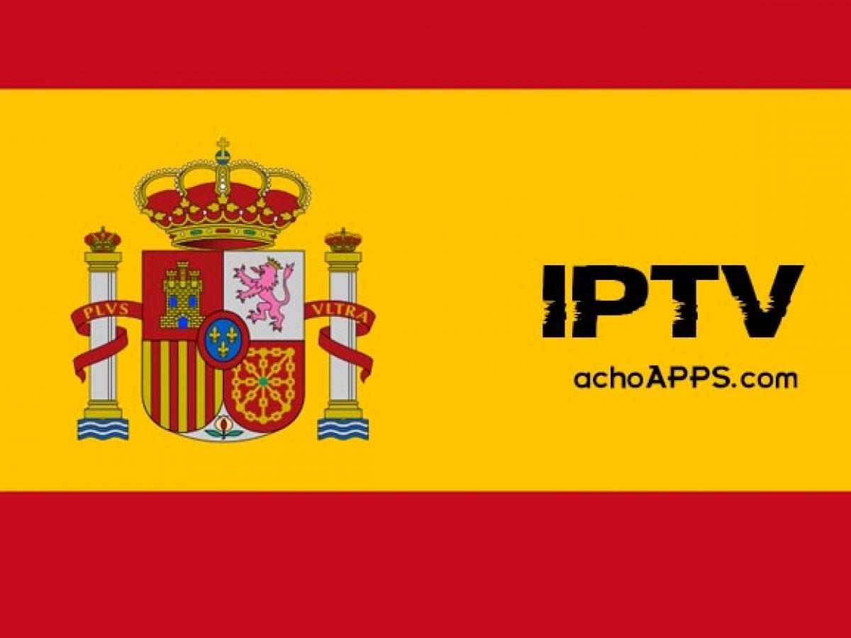 Listas Iptv España Con Canales En M3u Links Iptv España