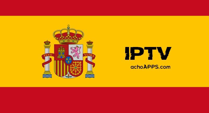Listas M3u Spain