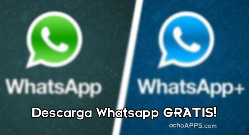 whatsapp plus para descargar gratis 2019