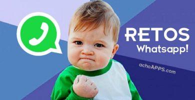 Retos Whatsapp