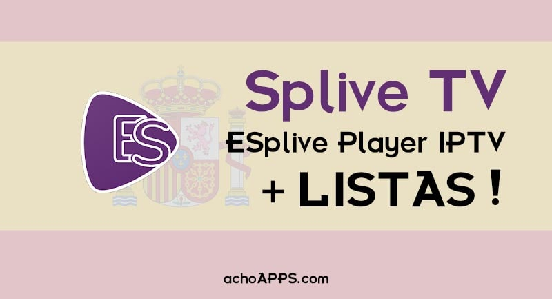 Splive TV Listas