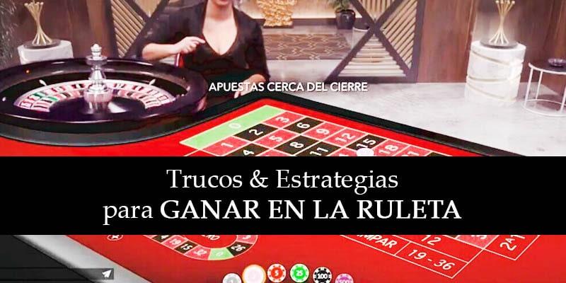 Trucos Ruleta