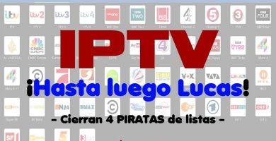 Cerrado 4 Dominios De IPTV