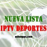 Lista Iptv Deportes