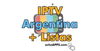 Listas IPTV Argentina