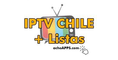 Listas IPTV CHILE