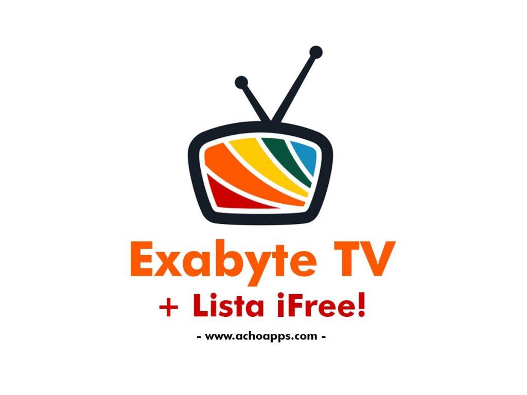 Listas IPTV Exabyte TV