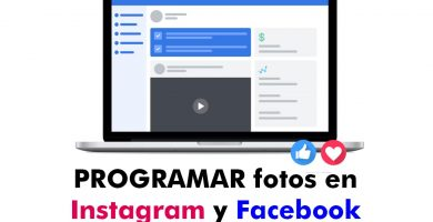 Programar Fotos En Instagram Y Facebook