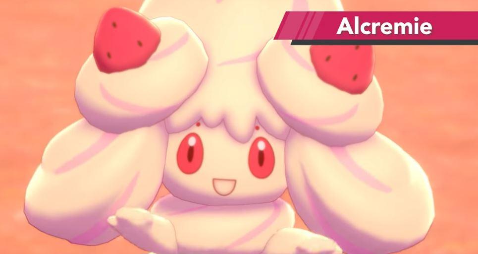 Pokemon Alcremie