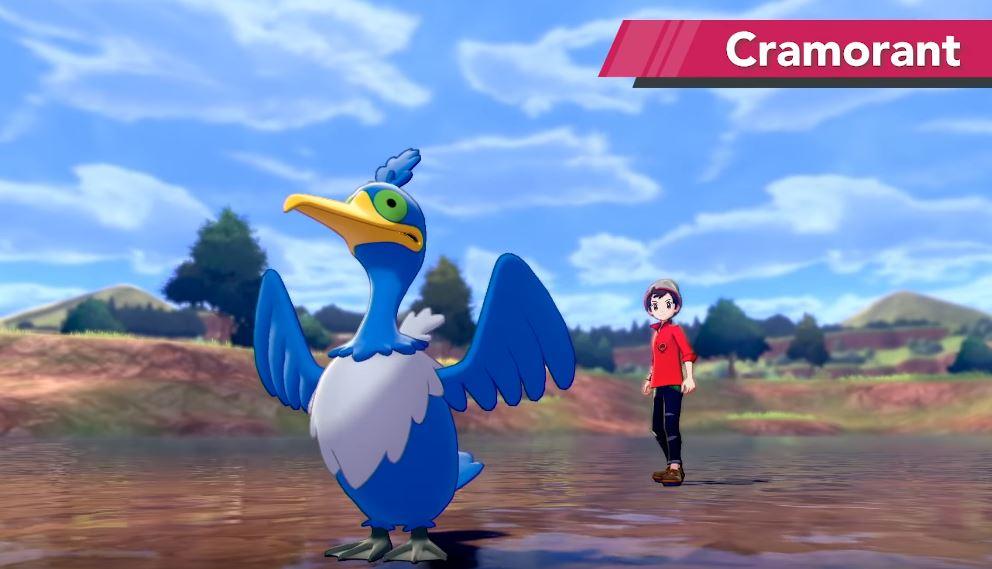 Pokemon Cramorant