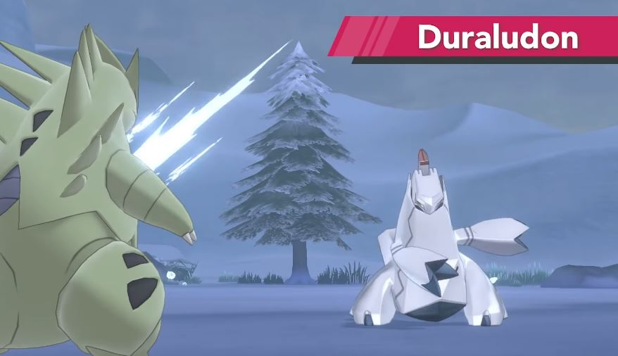 Pokemon Duraludon