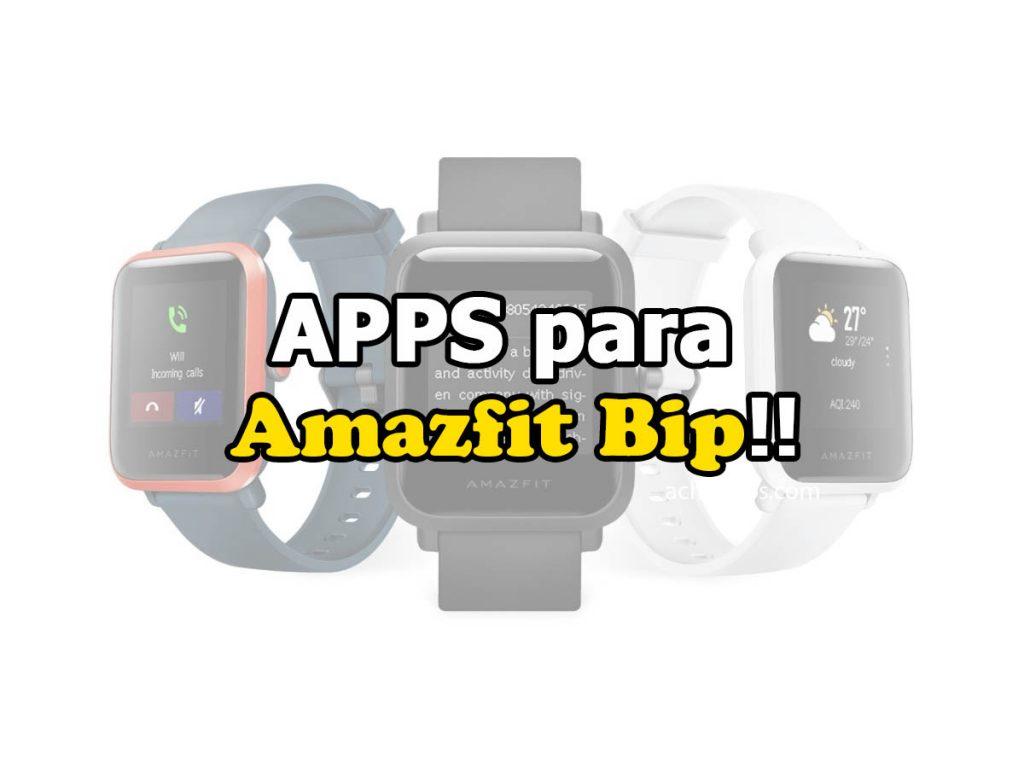 APP Para Amazfit Bip