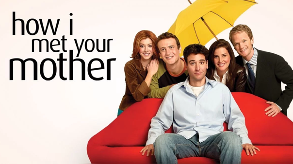 Amazon Prime Series How I met your mother