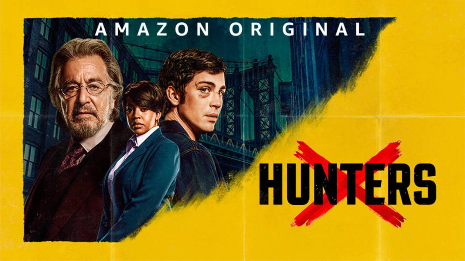 Ver serie Hunters Amazon Prime