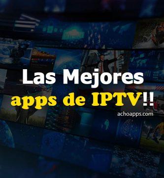 Aplicaciones IPTV Para Moviles