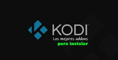 Los Mejores ADDONS Para Kodi Gratis