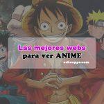 Paginas Para Ver Anime