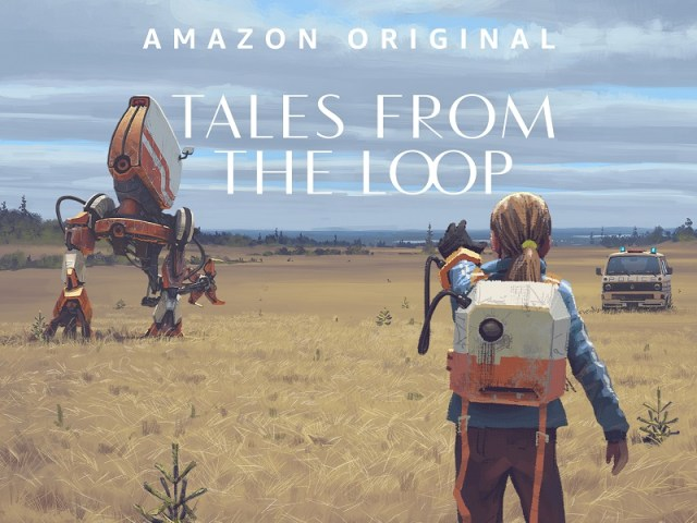 Tales From The Loop Amazon Serie